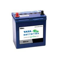 Tata Green TG400R Silver Battery
