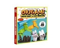 Origami - Paper Craft And Clay Modeling Dvd