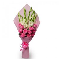Pink Touch Roses