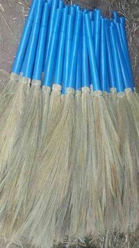 Broom (Blue Color Handle)