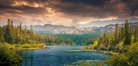 Landscape Picture Painting
