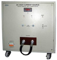 Dc High Current Source
