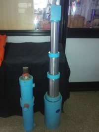 Industrial Telescopic Hydraulic Cylinders