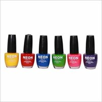 Neon Nail Lacquer Gel