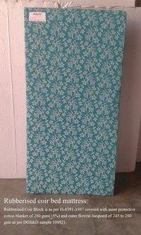 Rubberised Coir Bed Mattress