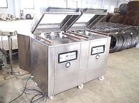 Double Chamber For Welding Spools And Welding Electrodes