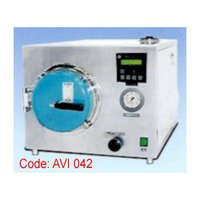 Table Top Sterilizer With Drying