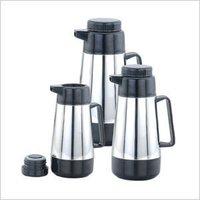 Trendy Stainless Steel Flask Set