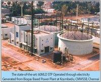 Biogas Based Power Generation Plant