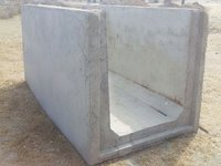 Concrete U Drains