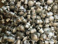 Q235 Carbon Steel Guard Rail Bolt And Nut In Hex Head And Mushroom Head