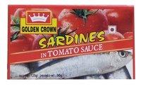 Sardine Tomato Sauce