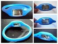 Silicon Bracelet Pedometer