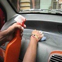 Car Dashboard Liquid