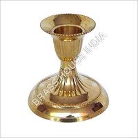 Decorative Brass Candle Holders