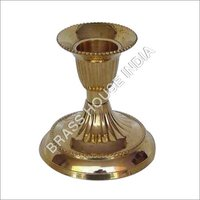Decorative Solid Brass Candle Stands