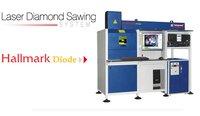 Laser Diamond Sawing Machine