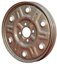 Wheel Rims for battery operated auto rickshaw