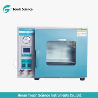 Electrode Thermostat Mini Laboratory Drying Vacuum Oven