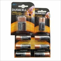 Duracell Aa, Aaa, 9v Battery