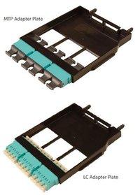 LightStack Fiber Adapter Plates