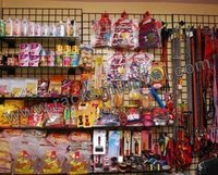 Display Grid For Pet Stores