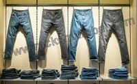 Jeans Display Racks