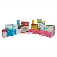 Printed Medicine Cartons