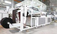 Fdb Folded Type Garbage Bag Making Machine