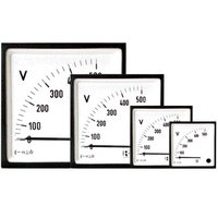 Moving Iron meter AC ammeters and voltmeters