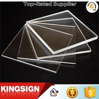 Kingsign 3mm Pmma Cast Transparent Acrylic Sheet