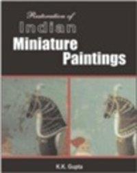 Books On Restoration Of Indian Miniature Paintings