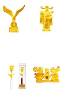 Gold Plated Gifts (Handicraft)