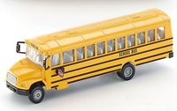 Plastic Bus Toy