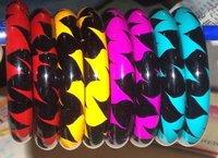 Colored Lac Bangles