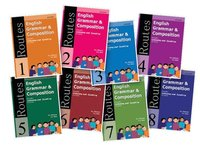 Routes English Grammar and Composition Textbook