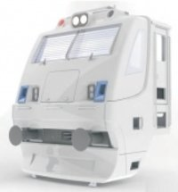 Aerodynamic Composite Front End Cabs