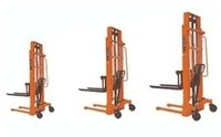 Portable Hydraulic Hand Stacker