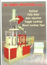 Fully Screw Type Injection Moulding Machine
