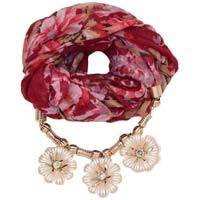 Scarfs Necklace