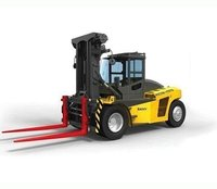 Variable Reach Forklift Truck