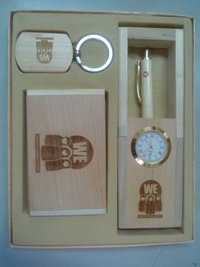 Wooden Combo Gift Set