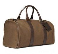 Apc Leather Travel Bag