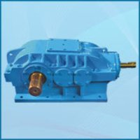 Spiral Bevel Helical Gearbox