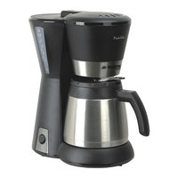 Coffee Maker With Double Wall Stainless Steel Thermo Jug