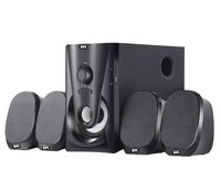 Bipl 4.1 Multimedia Home Theater With Fm,Usb,Aux,Bluetooth,Sd Card Slot