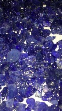Rough Blue Sapphires
