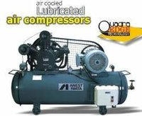 Lubricated Reciprocating Air Compressors