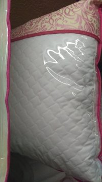 Quilted Box Pillow