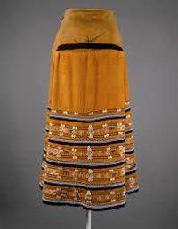 Cotton Designer Beaded Skirts